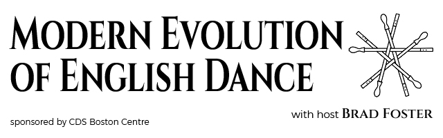 Modern Evolution of English Dance